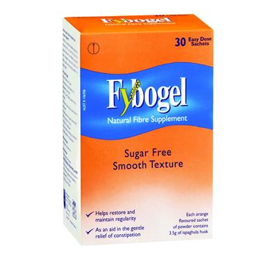FYBOGEL ORANGE NOT DISP  30S