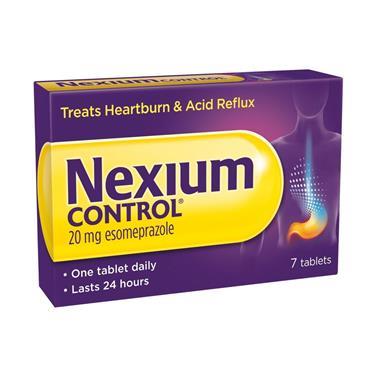 NEXIUM CONTROL 7S
