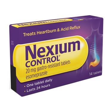 NEXIUM CONTROL 14'S