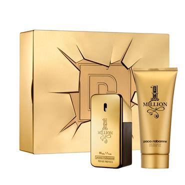 PACO RABANNE 1 MILLION 2 PIECE SET