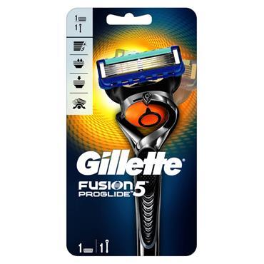 GILLETTE FUSION PROGLIDE 5  FLEXBALL MANUAL RAZOR
