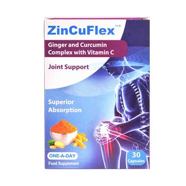 ZINCUFLEX JOINT SUPPORT 30 CAPSULES