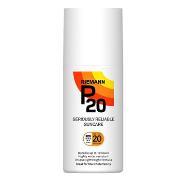 P20 LOTION SPF20 200ML