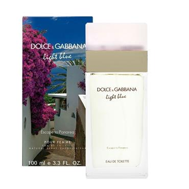 DOLCE & GABBANA LIGHT BLUE PANAREA 100ML