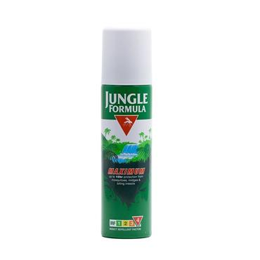 JUNGLE FORMULA MAXIMUM SPRAY 150ML
