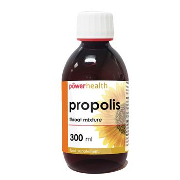 POWER HEALTH THROAT MIX 300ML