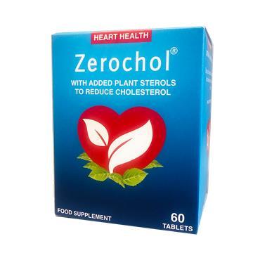 ZEROCHOL 60 TABLETS