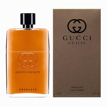 GUCCI GUILTY ABSOLUTE MEN 90ML