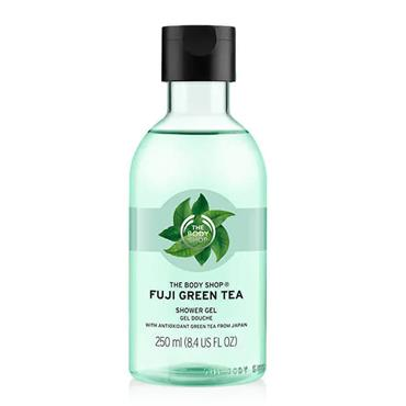 BODYSHOP FUJI GREEN TEA SHOWER GEL 250ML