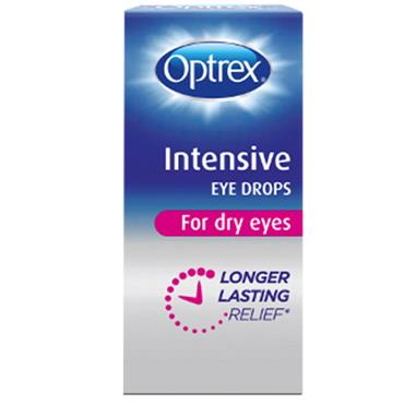OPTREX INTENSIVE EYE DROP 10ML