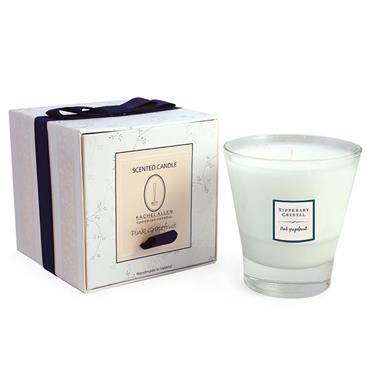 TIPPERARY CRYSTAL PINK GRAPEFRUIT CANDLE