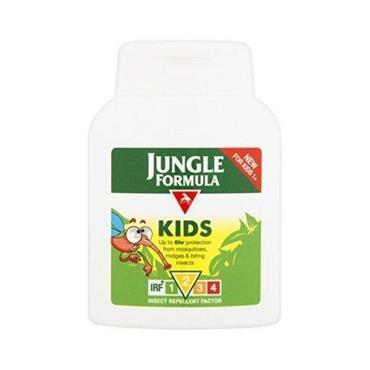 JUNGLE FORMULA KIDS REPELLENT 125ML