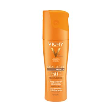 VICHY BRONZE SPRAY SPF50 200ML