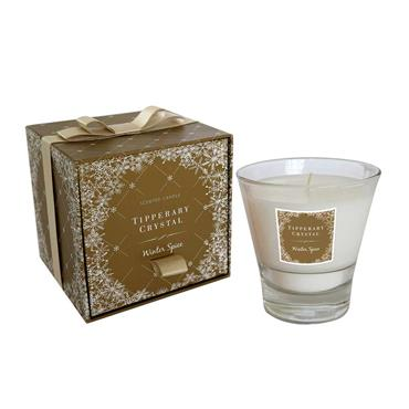 TIPPERARY CRYSTAL WINTER SPICE CANDLE