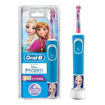 ORAL B KIDS STAGES FROZEN ELECTRIC TOOTHBRUSH