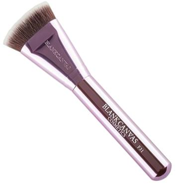 BLANK CANVAS F31 TARGETED CONTOUR BRUSH CHAMPAGNE PINK