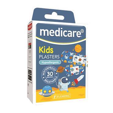 MEDICARE KIDS PLASTER SPACE DESIGN 30 PLASTERS