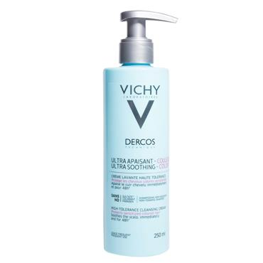 VICHY  ULTRA SOOTHING CLEANSING CREAM 250ML