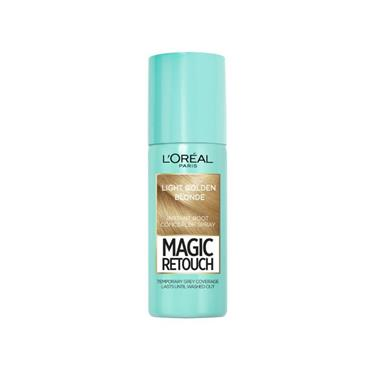 LOREAL MAGIC RETOUCH LIGHT GOLDEN BLONDE 75ML