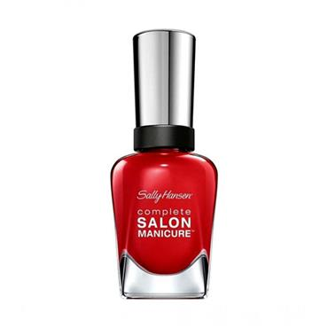 SALLY HANSEN COMPLETE RIGHT SAID RED 570