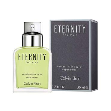 CALVIN KLEIN ETERNITY MEN 50ML EDT