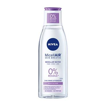 NIVEA MICELLAR WATER N/C 200ML