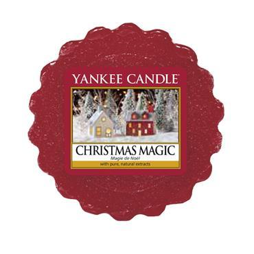 YANKEE CHRISTMAS MAGIC MELT