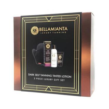 BELLAMIANTA LOTION DARK SET