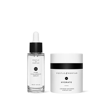 PESTLE & MORTAR HYDRATING DUO GIFT SET