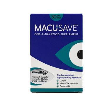 MACUSAVE ONE A DAY SUPPLEMENT 30 TABLETS