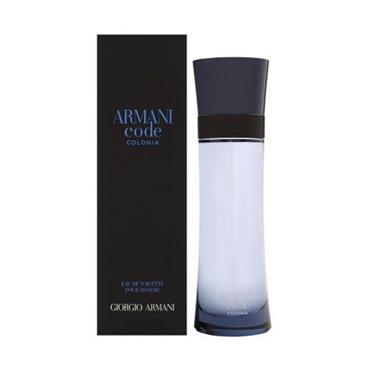 ARMANI CODE COLONIA 125ML EDT