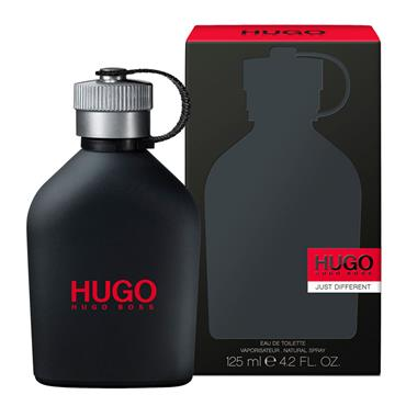 HUGO BOSS JUST DIFFERENT 125ML