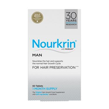 NOURKRIN MEN 60 TABLETS