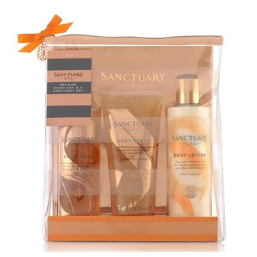 SANCTUARY SPA BECAUSE EVERYDAY IS A SANCTUARY DAY GIFT SET