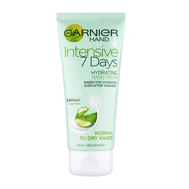 GARNIER 7 DAYS ALOE VERA HAND CREAM