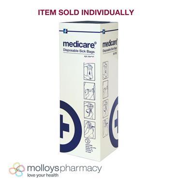 MEDICARE INDIVIDUAL SICK BAG
