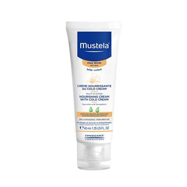 MUSTELA NOURISHING COLD CREAM 40ML