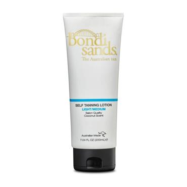 BONDI SANDS LOTION LIGHT/MEDIUM 200ML