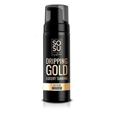 SOSU DRIPPING GOLD TAN MEDIUM MOUSSE