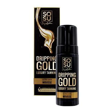 SOSU DRIPPING GOLD TAN ULTRA DARK