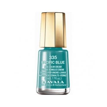 MAVALA 335 PACIFIC BLUE POLISH 5ML