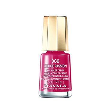 MAVALA 382 ROUGE PASSION POLISH 5ML