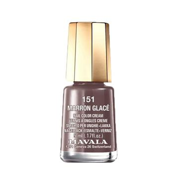 MAVALA 151 MARRON GLACE POLISH 5ML