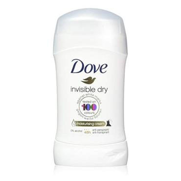 DOVE INVISIBLE DRY ANTI-PERSPIRANT 48HR 40ML