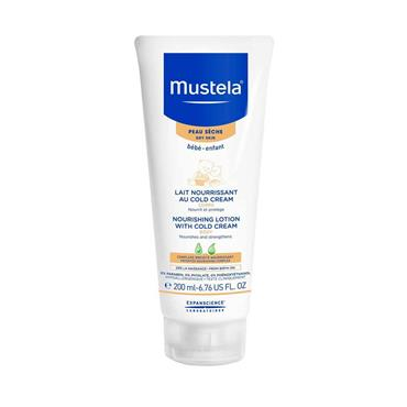 MUSTELA NOURISHING LOTION 200ML