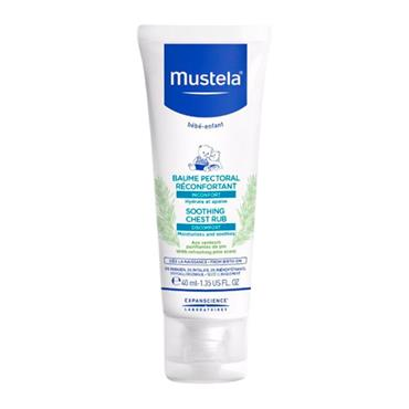 MUSTELA SOOTHING CHEST RUB 40ML