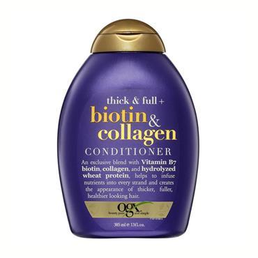 ORGANIX BIOTIN & COLLAGEN CONDITIONER 385 ML