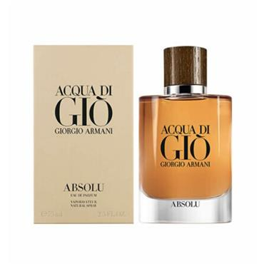 ARMANI AQUA D'GIO ABSOLU MEN 75ML