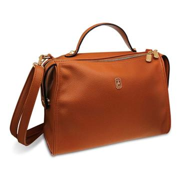 TIPPERARY CRYSTAL MODENA TOTE BROWN
