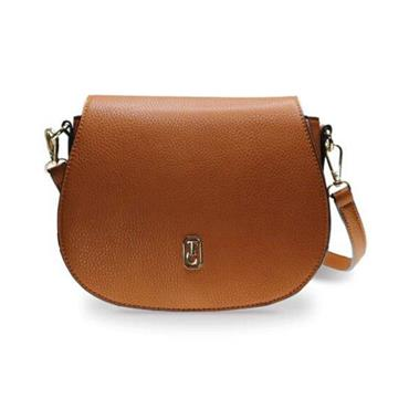 TIPPERARY CRYSTAL COMO SHOULDER BAG BROWN